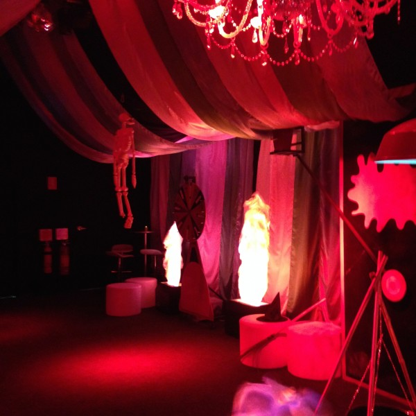 Vampire The Party Room For Kids