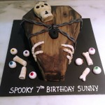 Halloween cake, The Party Room for Kids